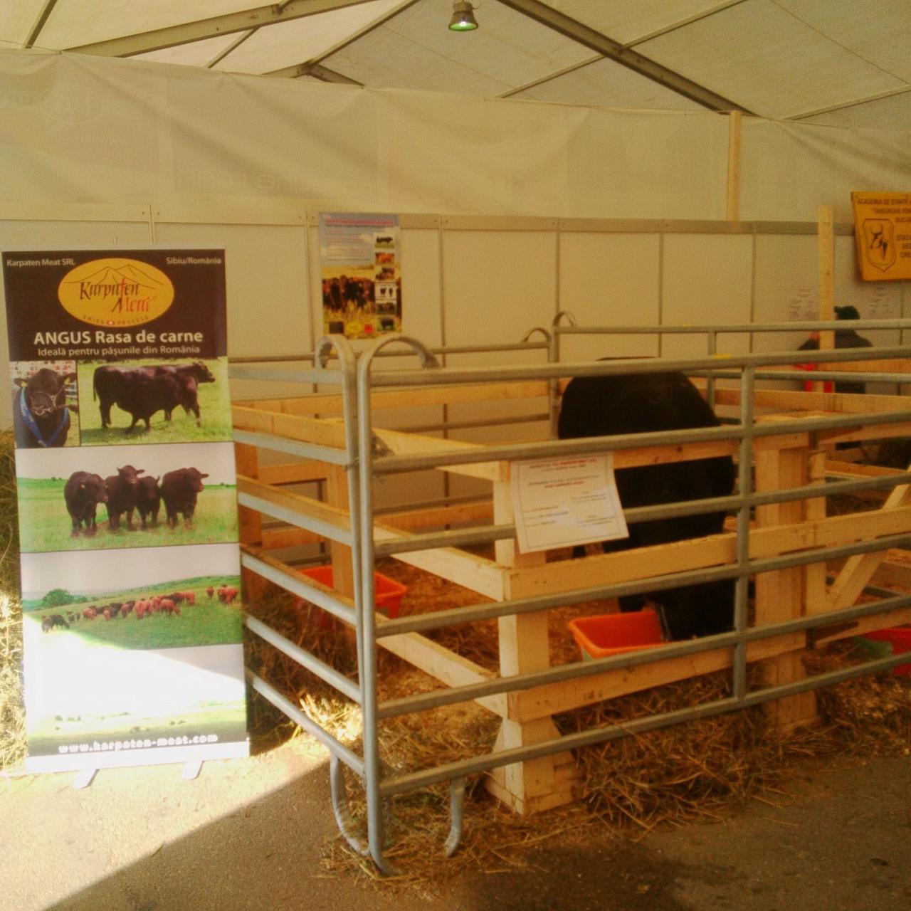 Karpaten Meat at Indagra expo