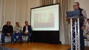 Discursul domnului Samuel Widmer despre sistemul de business Angus Group.